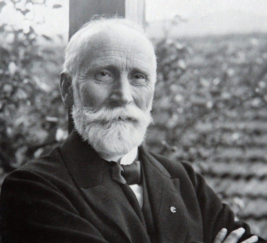 Aufnahme von Heinrich Coerper